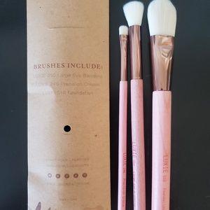 Luxie Gaea 3 Brush Set